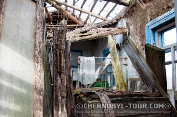 Заброшенная деревня Староселье